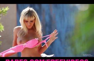 La pournou gratuit petite blonde Jewles West utilise un jouet pour se faire jouir